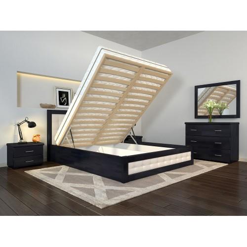 Кровать с механизмом Arbordrev сосна Рената Д