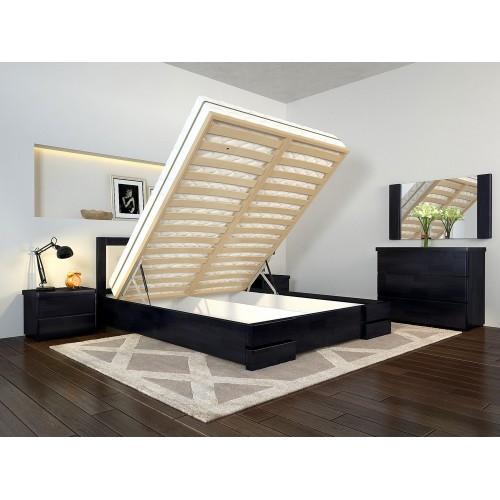 Кровать с механизмом Arbordrev сосна Регина Люкс