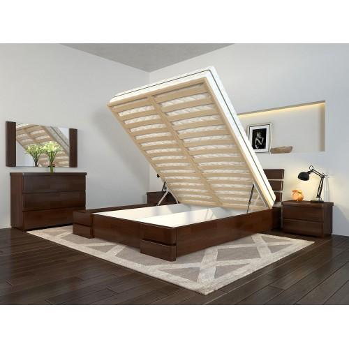 Кровать с механизмом Arbordrev сосна Дали Люкс