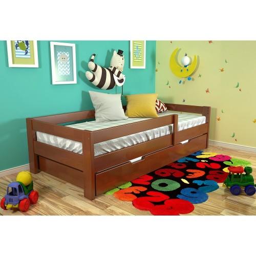Детская кровать Arbordrev бук Альф