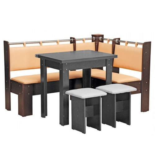 Кухонный уголок Пехотин Гетьман без стола и табуретов
