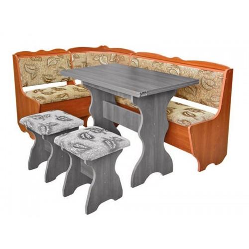 Кухонный уголок Пехотин Лорд без стола и табуретов