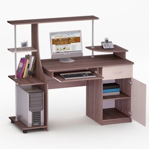 Компьютерный стол FlashNika LED 42