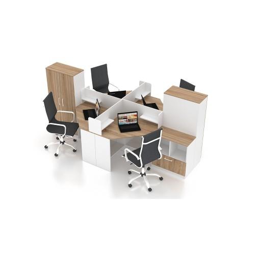 Офисный комплект FlashNika Simpl-17