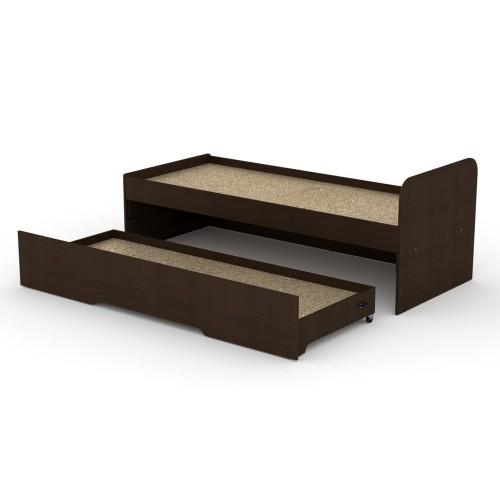 Кровать 80+70 Компанит