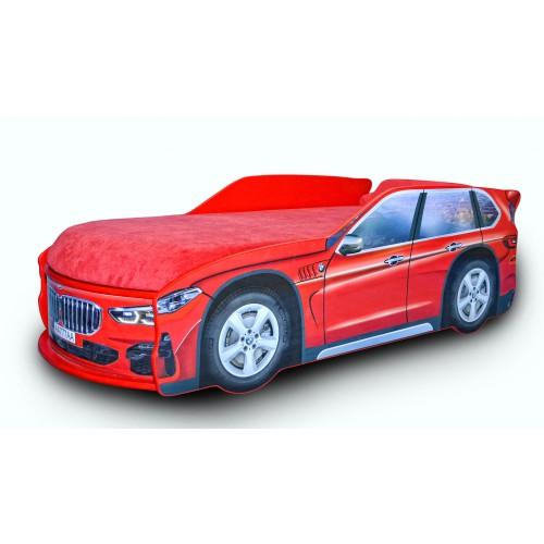 Кровать-машина Mebelkon Джип BMW X5  без ПМ