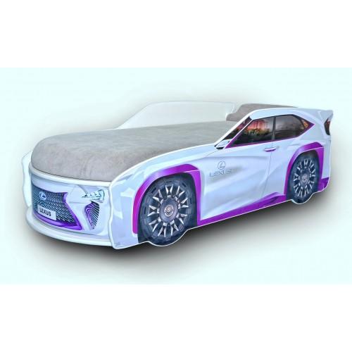 Кровать-машина Mebelkon Джип Lexus  без ПМ