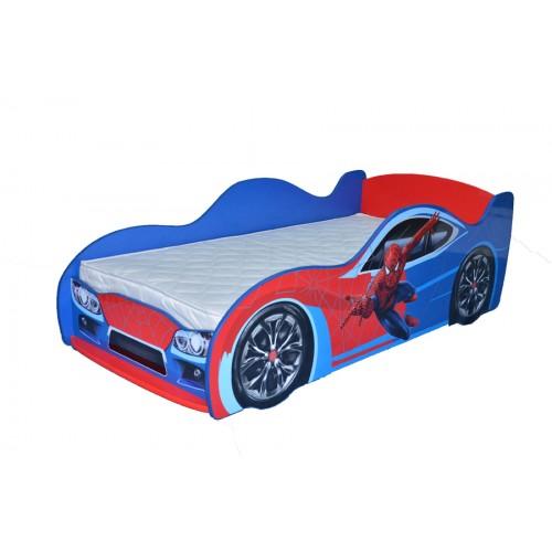 Кровать-машина Mebelkon Спайдермен
