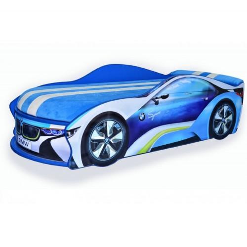 Кровать-машина Mebelkon BMW Space Круиз без ПМ