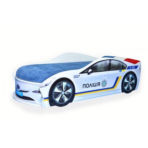 Кровать-машина Mebelkon Полиция Украина с механизмом