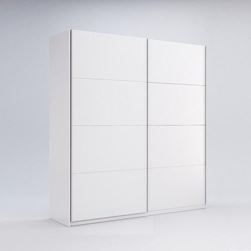 Шкаф-купе Miromark Фемели 2,0м двери глянец