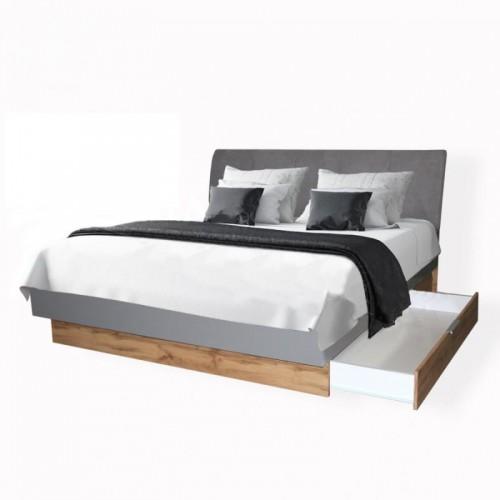 Кровать Miromark Линц с ящиками