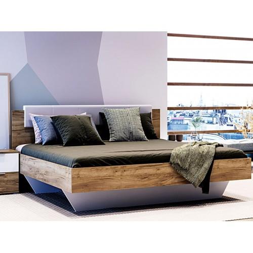 Кровать Miromark Асти мягкая спинка