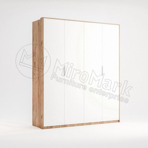 Шкаф без зеркал Miromark Асти 4Д