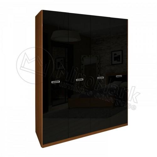 Шкаф без зеркал Miromark Белла 4Д