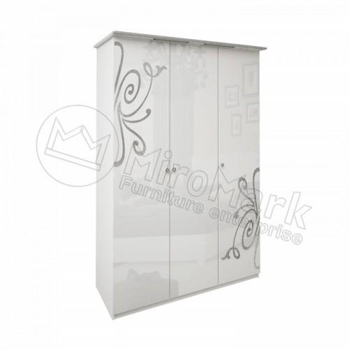 Шкаф без зеркала Miromark Богема 3Д