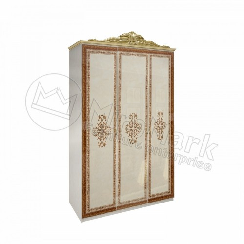 Шкаф без зеркала Miromark Дженнифер 3Д