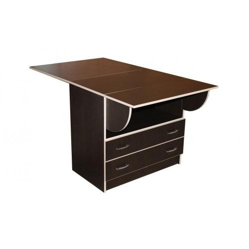 Стол-тумба КМС-3 NIKA-мебель