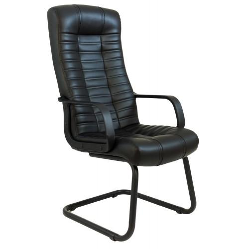 Кресло Richman Атлант Пластик CF Черный
