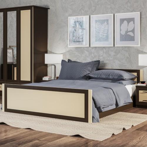 Кровать с ламелями Соня Світ Меблів