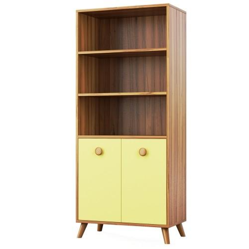 Детский книжный шкаф Колибри Світ Меблів