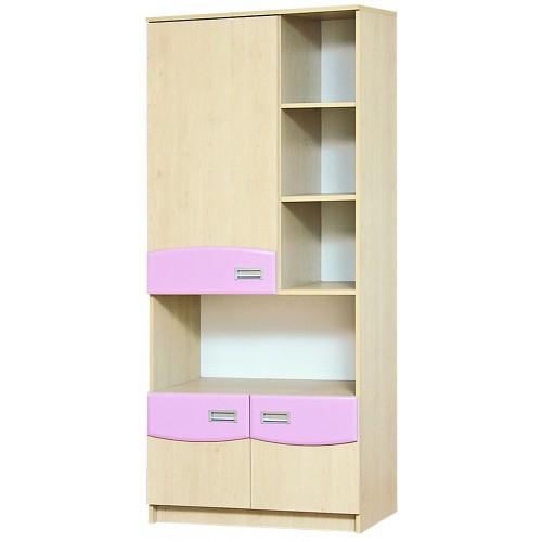 Детский книжный шкаф Терри Світ Меблів