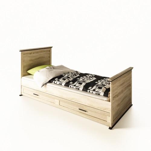 Односпальная кровать Палермо Світ Меблів
