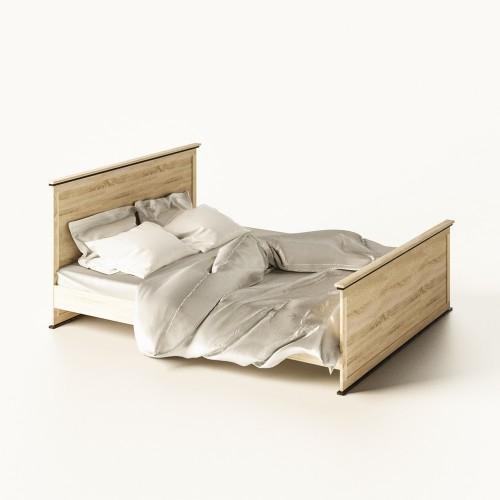 Двуспальная кровать Палермо Світ Меблів