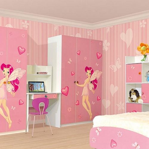 Детский шкаф Мульти 3Д Світ Меблів