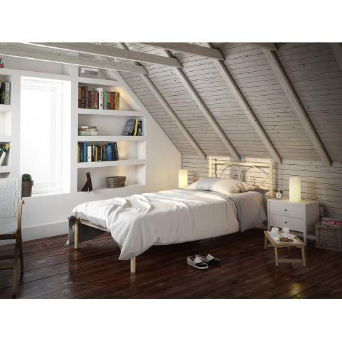 Односпальная кровать Иберис мини Tenero