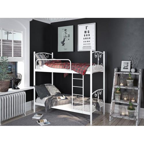 Двухъярусная кровать Жасмин Tenero
