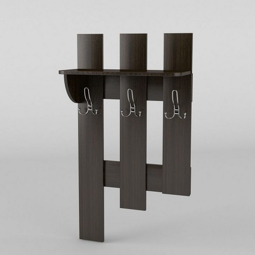 Вешалка 02 АКМ ТИСА-мебель