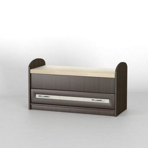 Прикроватный комод КП-103 АКМ ТИСА-мебель