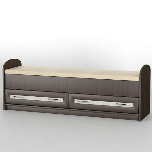 Прикроватный комод КП-111 АКМ ТИСА-мебель