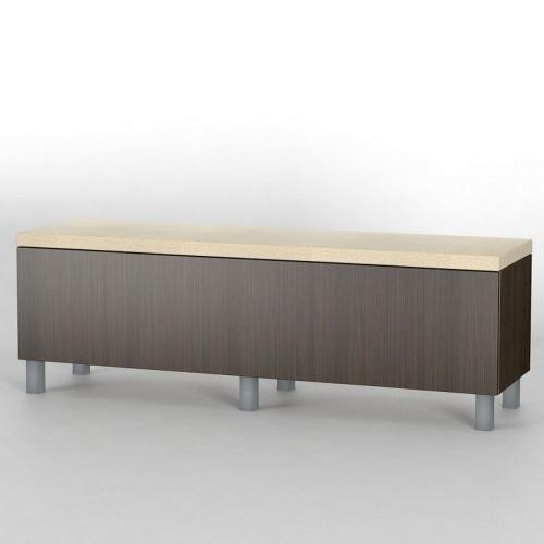 Прикроватный комод КП-112 АКМ ТИСА-мебель