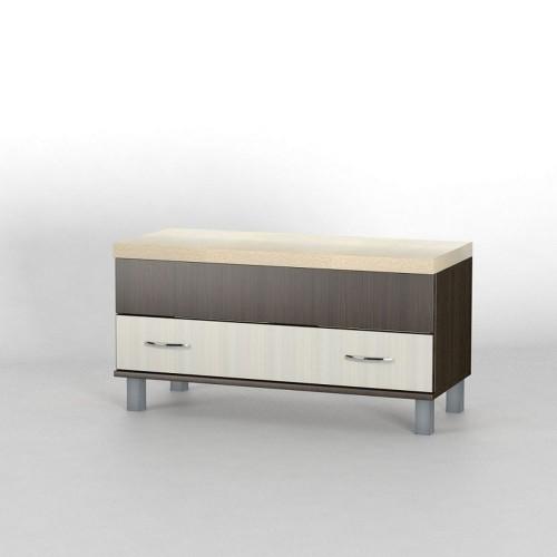 Прикроватный комод КП-118 АКМ ТИСА-мебель