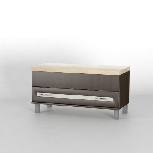 Прикроватный комод КП-119 АКМ ТИСА-мебель