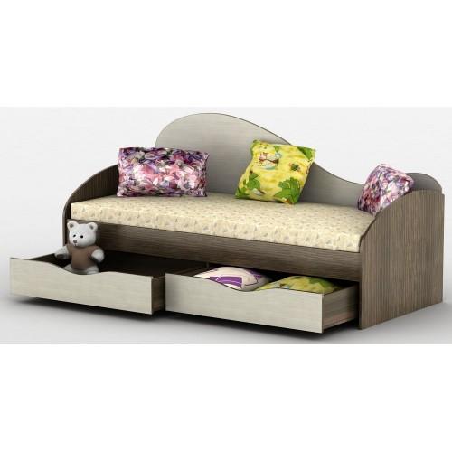 Кровать Идеал Классик ТИСА-мебель