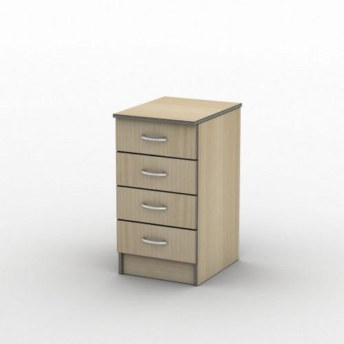 Тумба ТП-2 40x50 Бюджет ТИСА-мебель
