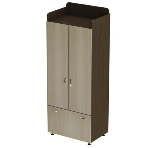 Шкаф ШО-2 Р Престиж ТИСА-мебель