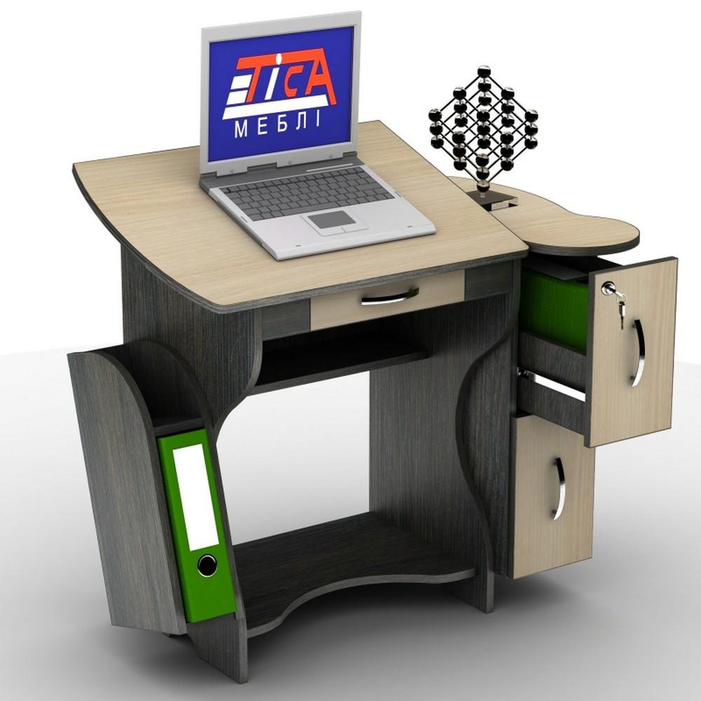 Компьютерный стол СУ-3 Универсал ТИСА-мебель