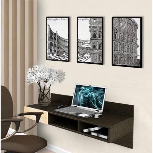 Навесной компьютерный стол AirTable X1 Mini Comfy-Home
