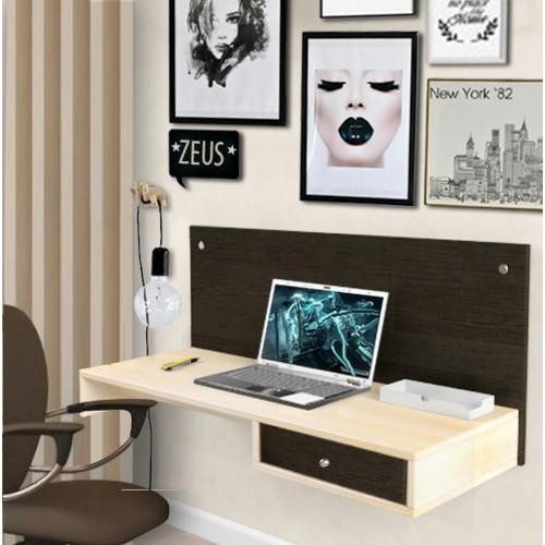 Навесной компьютерный стол AirTable R1 Mini Comfy-Home