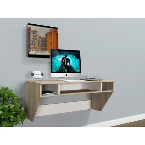 Навесной компьютерный стол AirTable II Mini Comfy-Home