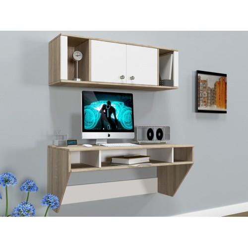 Навесной компьютерный стол AirTable II Kit Comfy-Home