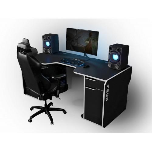 Геймерский эргономичный стол Viking-2М Zeus