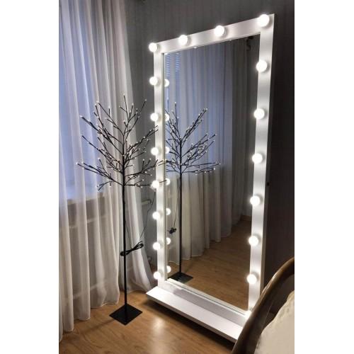 Напольное зеркало с подсветкой Фози Facet