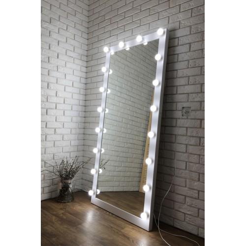 Напольное зеркало с подсветкой Личи Facet