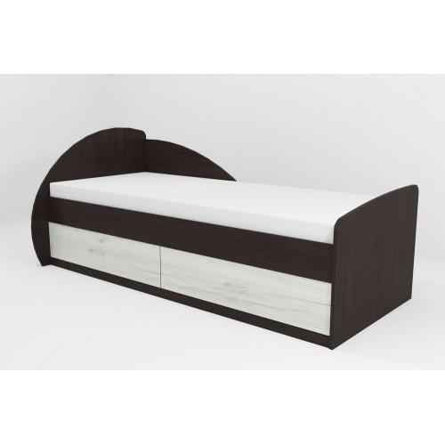Кровать с ящиками Континент Валентина V-13