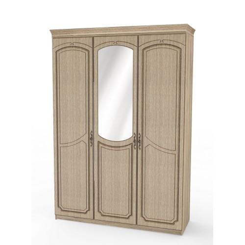 Комбинированный шкаф Континент Мария 3Д
